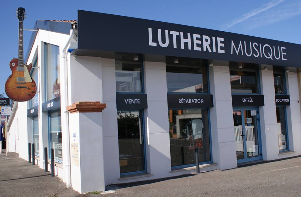 MAGASIN LUTHERIE MUSIQUE